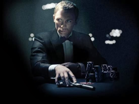 What poker is played in casino royale