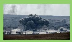 Al menos 30 muertos en un ataque yihadista en un campo de gas en Siria.