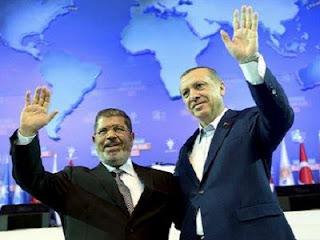 Erdogan dan Mursi