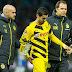 Lesão muscular tira Mkhitaryan de ação do Dortmund por seis semanas