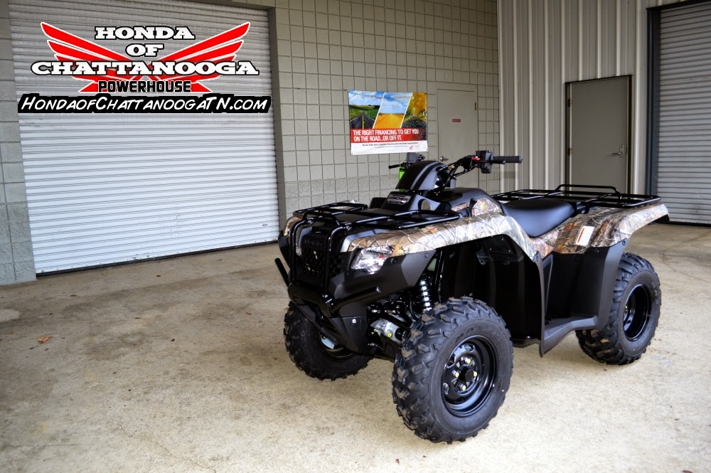 2015 Rancher 420 ES Camo For Sale Chattanooga Tn Ga Al