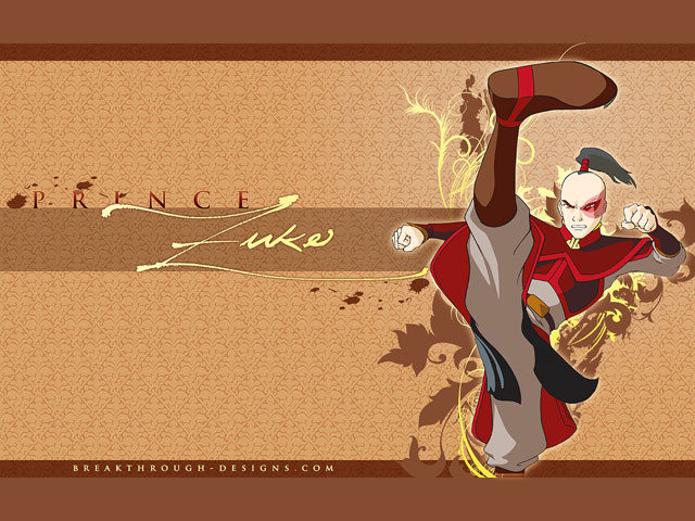 The Last Airbender - Prince Zuko