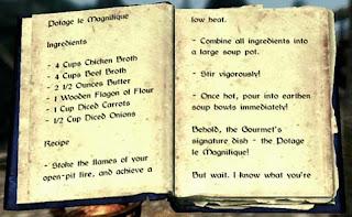 Potage le Magnifique recipe