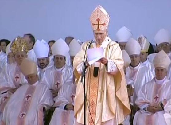 Matrimonio Catolico Homilia : Camino católico homilía del cardenal rouco en misa de las