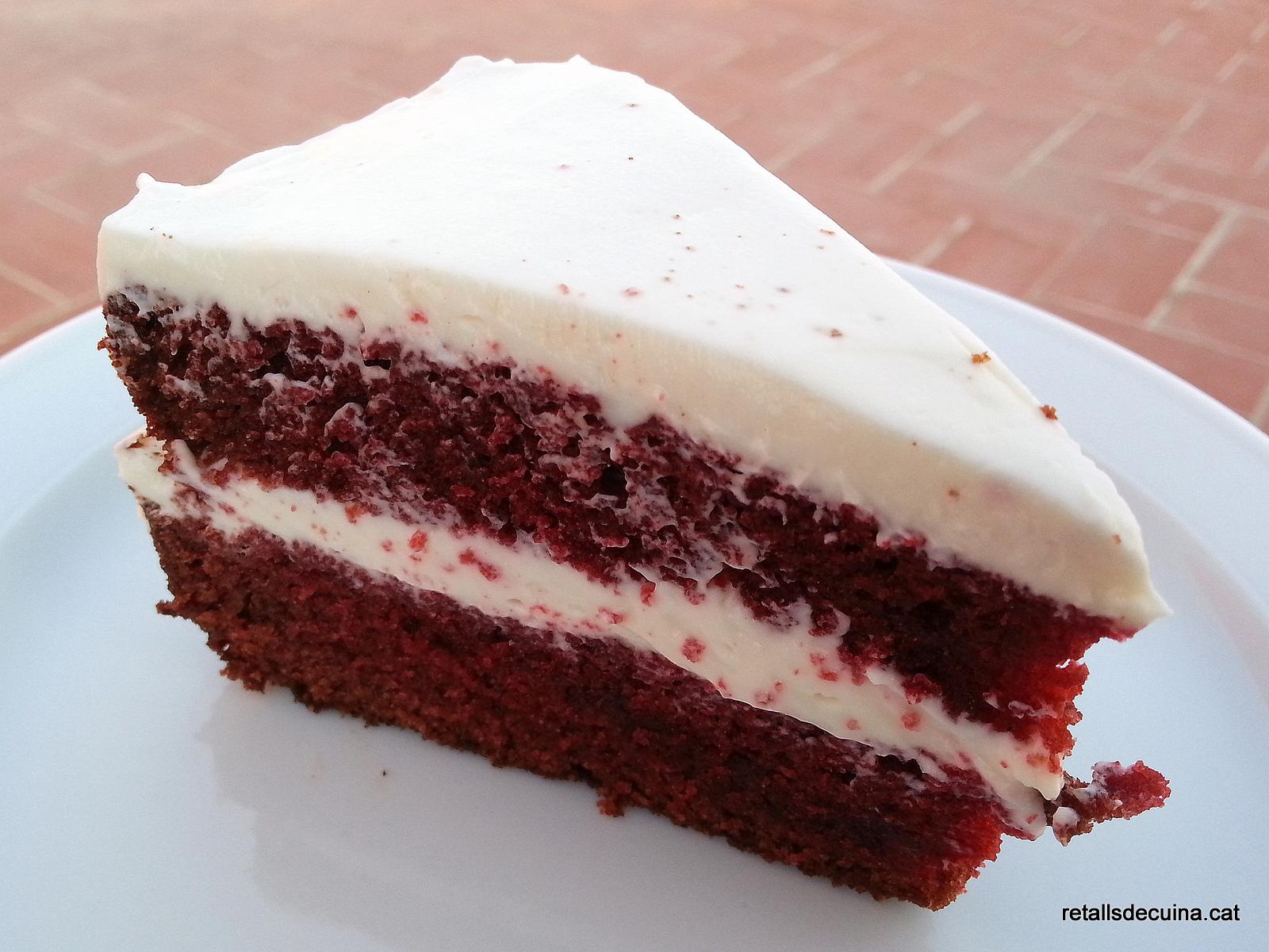 Pastís Red Velvet