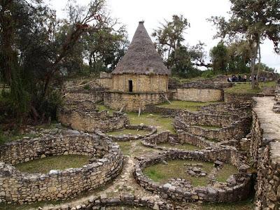 Ciudad fortificada de Kuelap