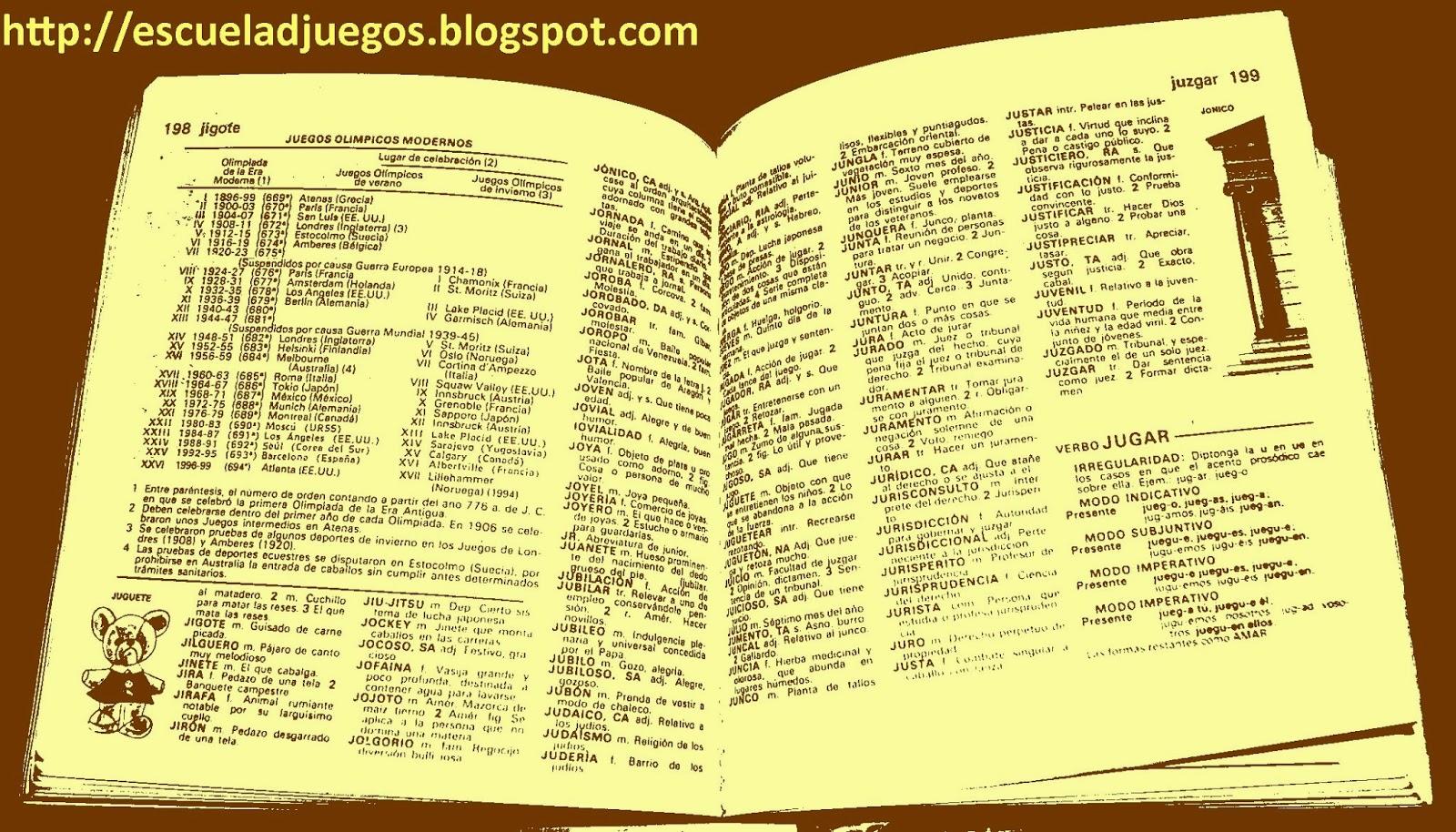 Diccionario que recoge la definición de términos útiles relacionados con los juegos de mesa.