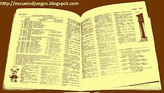 Diccionario que contiene la definición de términos relacionados con la afición de los juegos de mesa, desde los juegos abstractos hasta los wargames.