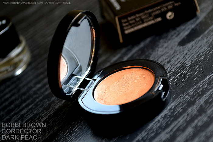Bobbi Brown Corrector Dark Peach - Review - Swatches - Photos - How to Use