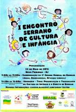 I Encontro Serrano de Cultura e Infância