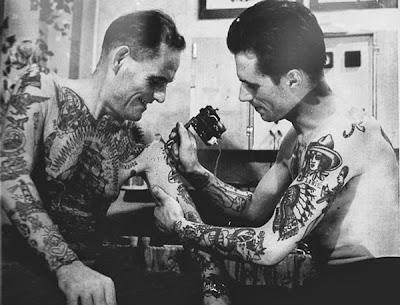 tattoo antiga