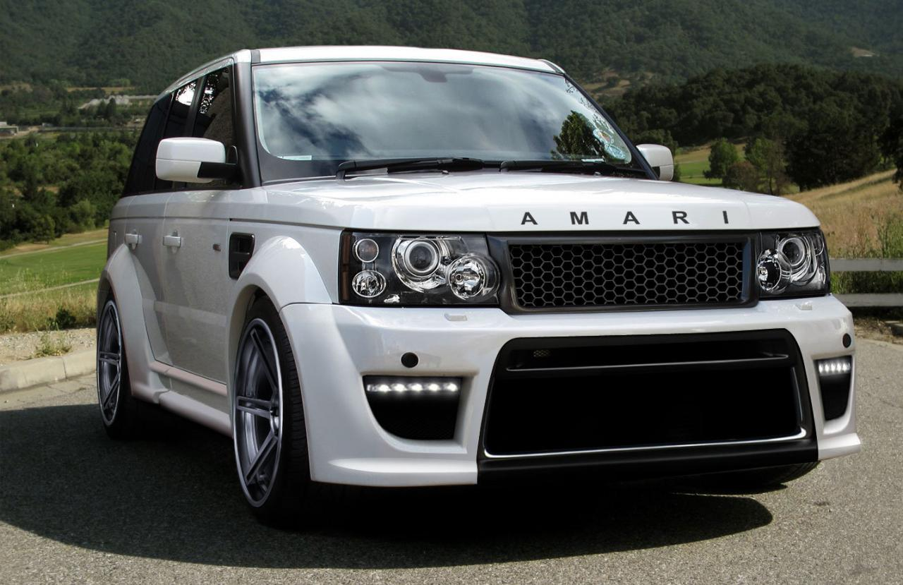 automobiles 4 all amari design range rover sport 4 x 4. Black Bedroom Furniture Sets. Home Design Ideas