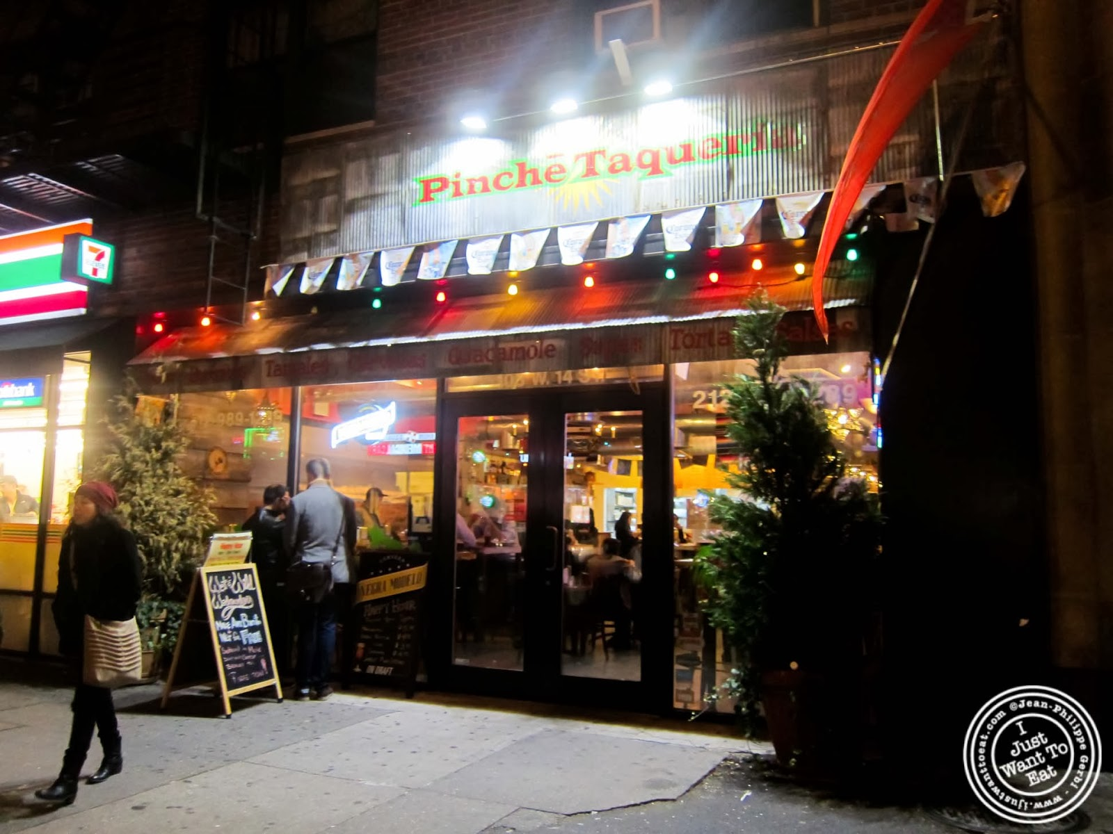 Mexican Restaurant On Lafayette Street Nyc