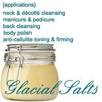 Glacial Salts