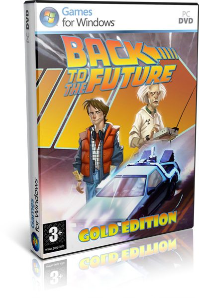 Volver al Futuro [Back To The Future] PC Full Español