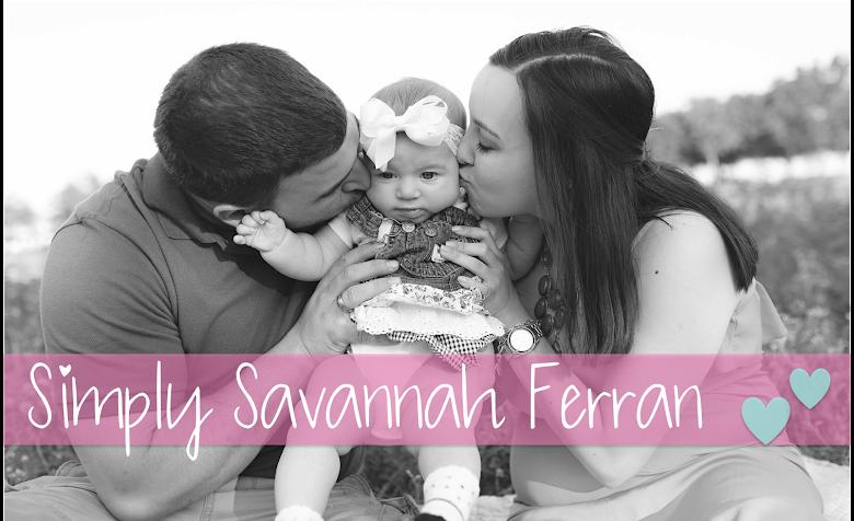 Simply Savannah Ferran