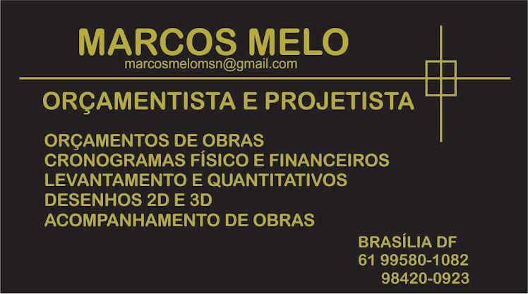 Orçamentos e projetos  de obras em Brasília