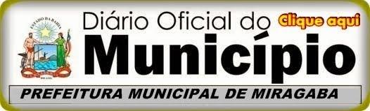 DIÁRIO DO MUNICIPIO