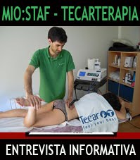 MIO:STAF - TECARTERAPIA