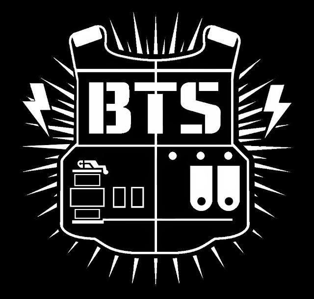BTS Logo Font