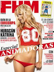 Katrina Bowden en FHM 2012
