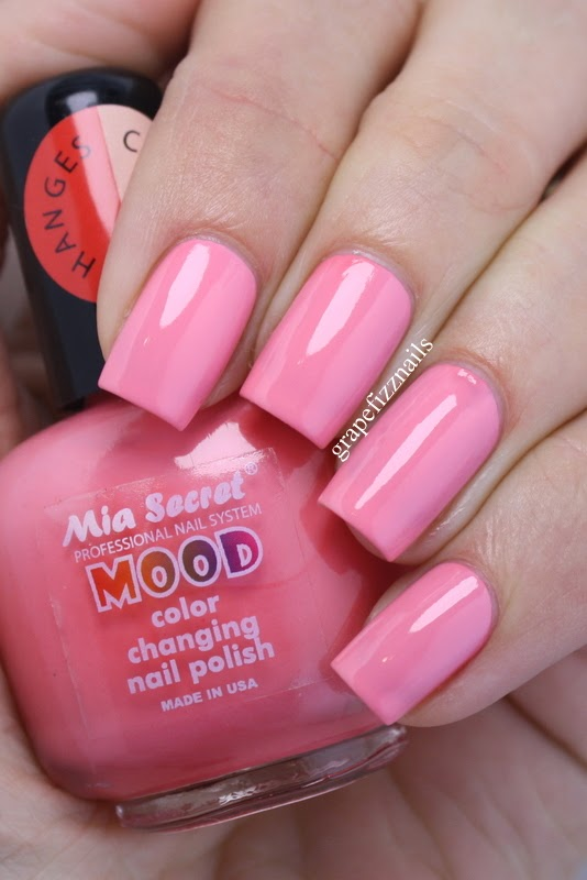 Mia Secret Color Changing Polish