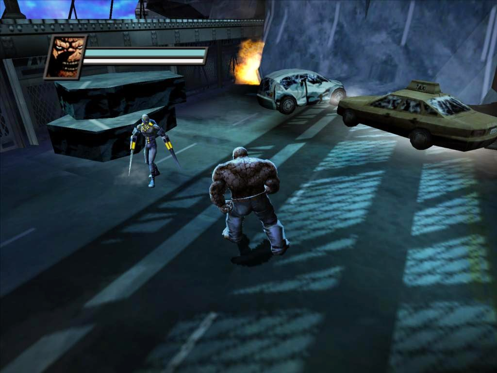 CHEAT MARVEL NEMESIS: RISE OF THE IMPERFECTS PS2