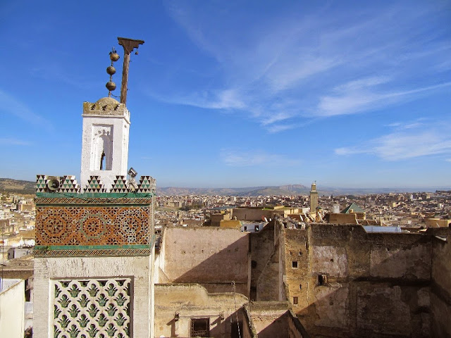 A week in Fes, Morocco