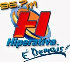 Rádio Hiperativa FM de Braço do Norte ao vivo