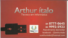 ARTHUR ÍTALO