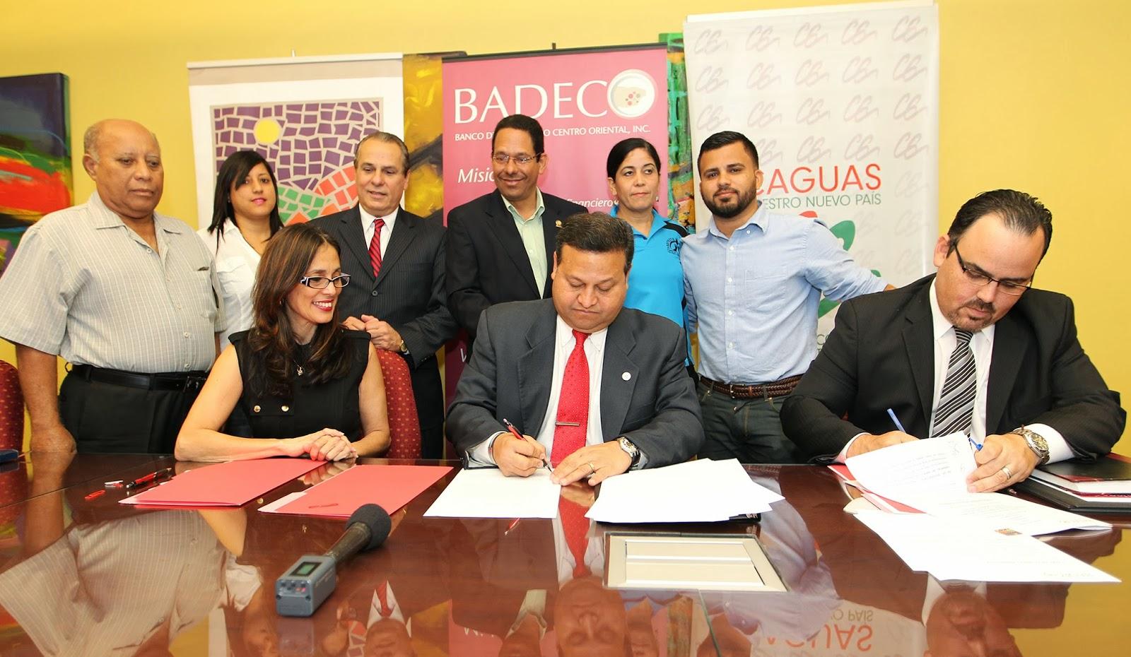 Banca Oriental De Puerto Rico: de microempresas el banco de desarrollo centro oriental badeco y la
