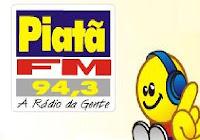 ouvir a Rádio Piatã FM 94,3 Salvador BA