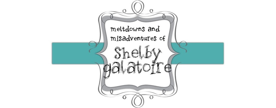 meltdowns and misadventures of shelby galatoire