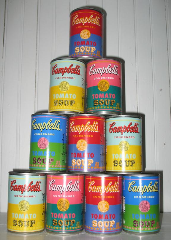 campbells soup cans essay examples kibin