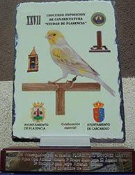 """XXVII Concurso Exposición """"Virgen del Puerto"""" 2.015"""