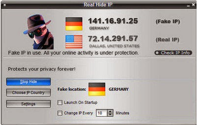 Free Download Real Hide IP 4.4.0.2 With Working Serial Key