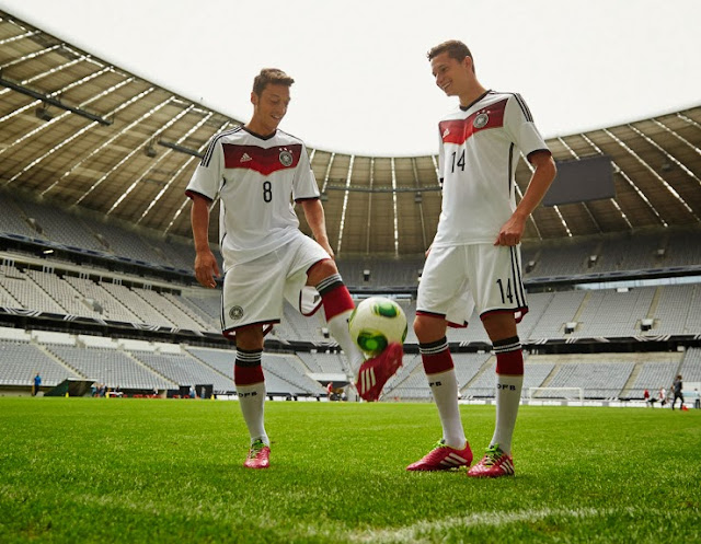 Germany 2014 World Cup Home Kit