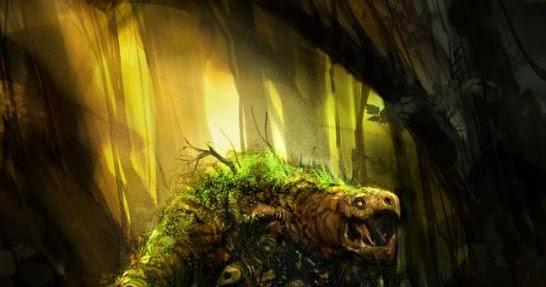 Bestiario Zoolionel  Tortuga Gigante De Pandora