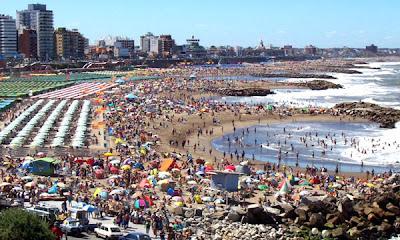 temporada 2012 playas costa atlantica argentina