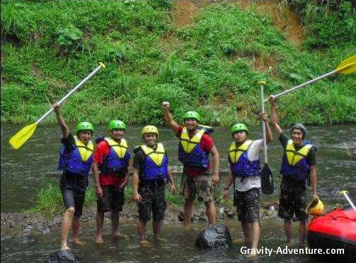 Wisata Arum Jeram Palayangan