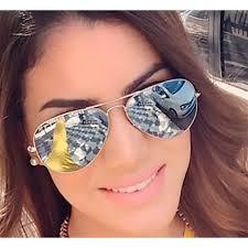 oculos de sol verao 2016 aviador prata
