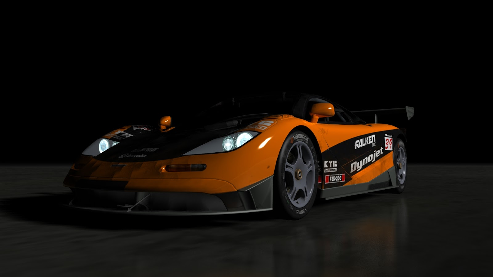 Emonterogta: mclaren f1 from nfs shift 2 converted by me for ...