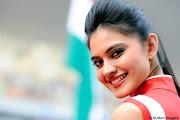 Las chicas de la F1: Belleza india, talento español. chicas india