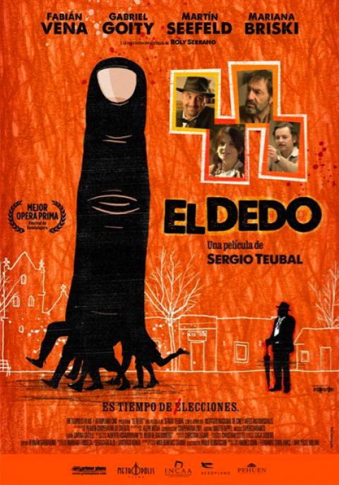 Ver El dedo (2010) Online