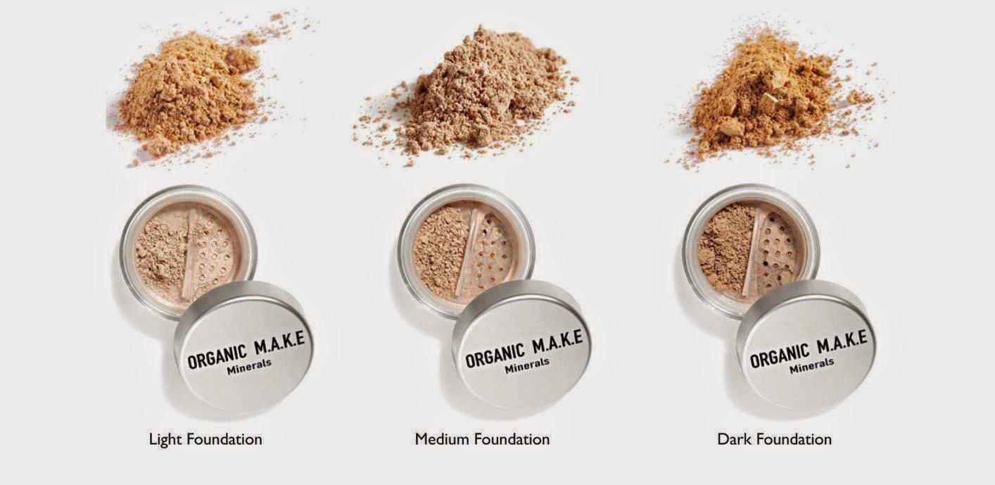 bases organic make