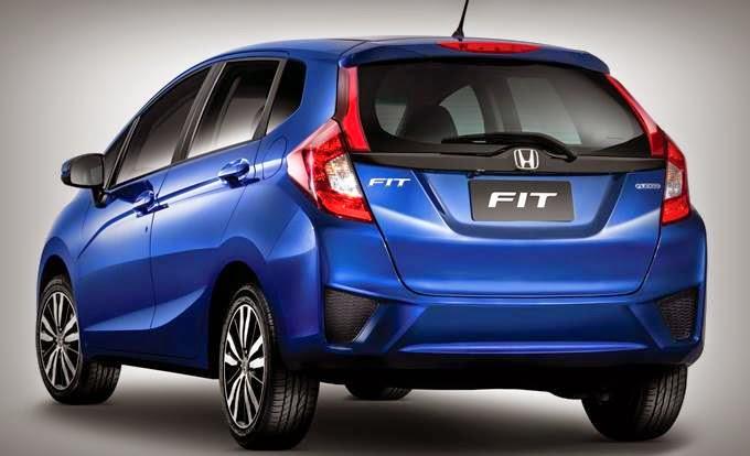 Novo Honda Fit 2015 fotos preço consumo