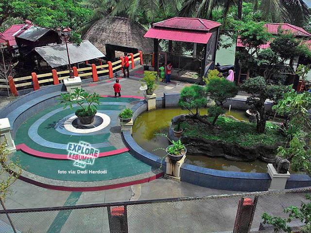 Kebun Binatang Jembangan View Kebumen