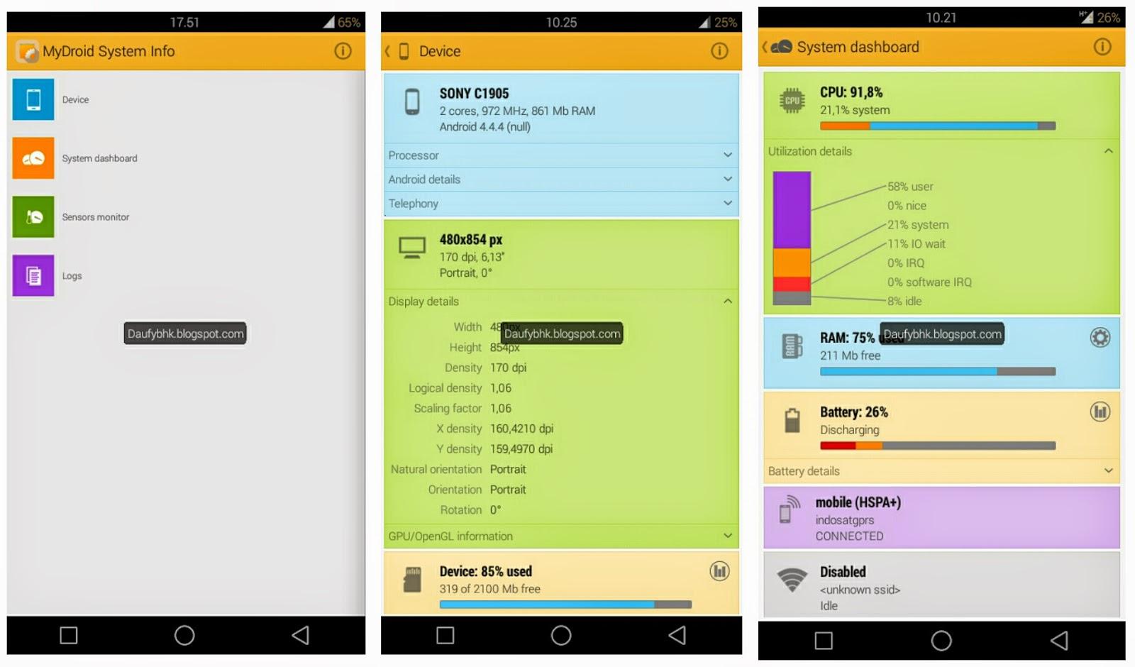 Aplikasi Untuk Mengetahui Tentang Android