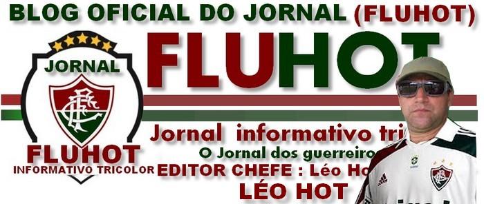 Léo Hot  Editor do jornal  FLUHOT