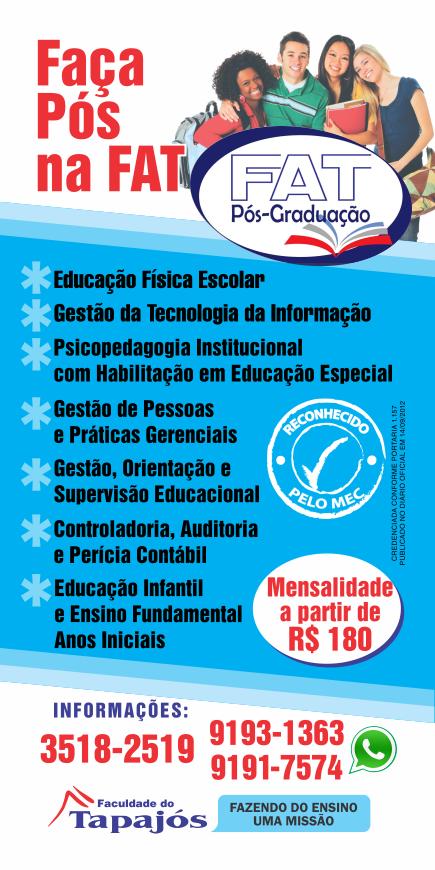 FAT Faculdade de Itaituba